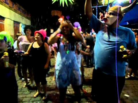 Carnaval em Tomazina