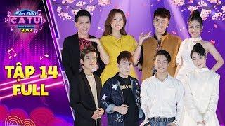 Sàn đấu ca từ 4 | Tập 14 FULL: Sam công bố bài hit khiến Quốc Thiên,Dương Hoàng Yến phản ứng gây sốc