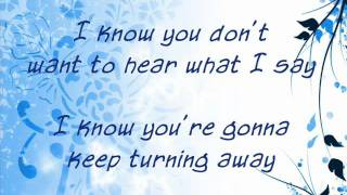 An Innocent Man by Billy Joel - lyrics
