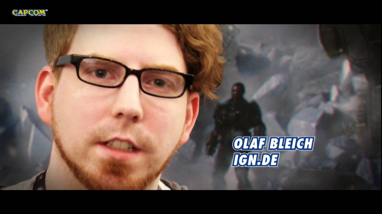 Lost Planet 3 Gameplay Footage Is A Little German