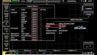 Rigol DS1054Z fan change - Самые лучшие видео