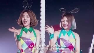 Girls' Generation-Merry-go-round (Subtitulado en español)