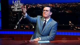 Stephen Colbert Gets All Up In Your Faith: Cowboy ...