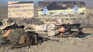 Long Range Shooting: 3-round challenge, Part I