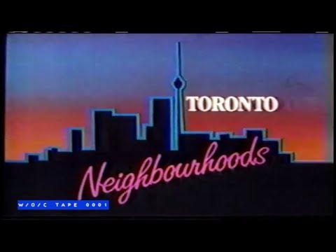 Toronto Neighbourhoods \