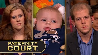 Man and His Husband Accuse Woman of Lying About Paternity (Full Episode)   Paternity Court