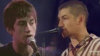 """Arctic Monkeys """"I Bet You Look Good On The Dancefloor"""" over the years"""