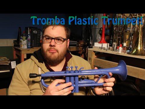 Tromba Plastic Trumpet Review