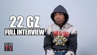 22Gz on Tekashi 6ix9ine, Miami Shooting, Sheff G Beef (Full Interview)