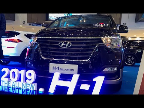 Hyundai  H1 Минивен класса M - рекламное видео 1
