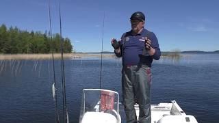 Всё для рыбалки из финляндии