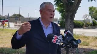 Rep. Dana Rohrabacher Lashes Out At Reporters When Asked About Russian Investigation