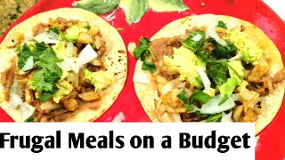 Frugal Meals On A Budget | 2.7.20