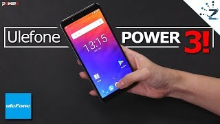 Ulefone Power 3 – Review & Unboxing are here! The Helio P23 finally has VoLTE! $80 off coupon