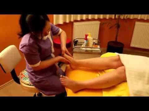 Die Volksmethode der Behandlung des Zapfens auf dem Daumen des Beines
