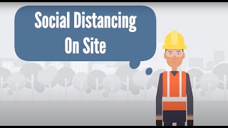 Social Distancing on Ledcor Worksites
