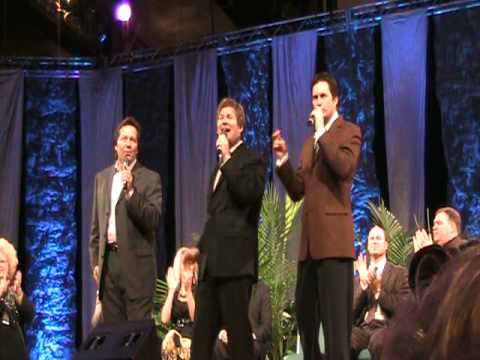 The Booth Brothers sing I Have an Anchor