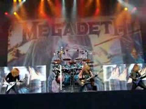 Megadeth<br>Wake Up Dead