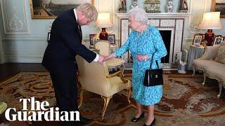 The day Boris Johnson became prime minister