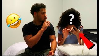 ANOTHER GIRL ANSWERING MY PHONE PRANK!!!
