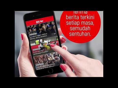 BH Mobile  - Terima berita terkini setiap masa semudah sentuhan