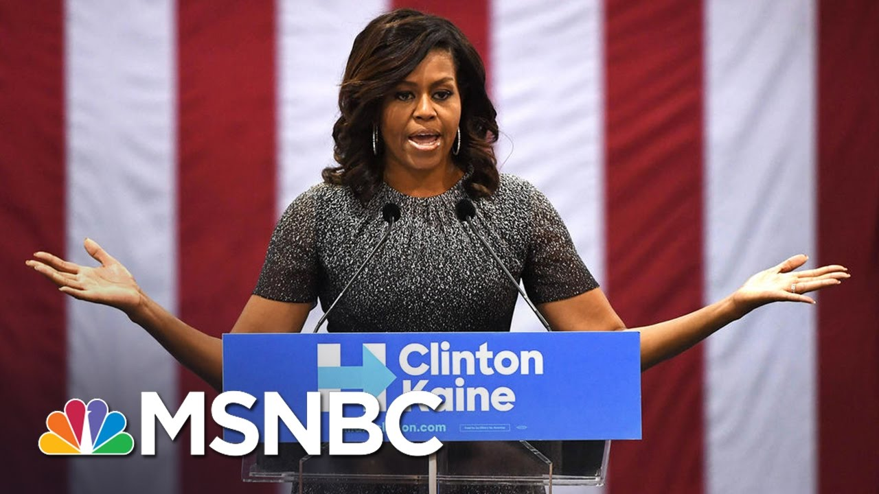Why Michelle Obama Is Hillary Clinton's Secret Weapon   MSNBC thumbnail