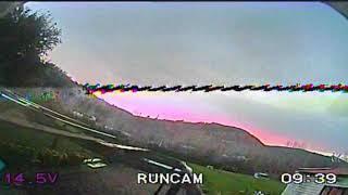 Fpv drone acrobatico