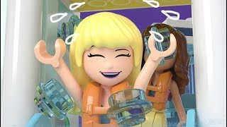 Heartlake City Resort - 41347 - LEGO Friends - Product Animation