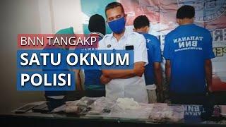 Seorang Oknum Polisi Aktif yang Ikut Edarkan Narkoba Ditangkap BNN Kota Pematangsiantar
