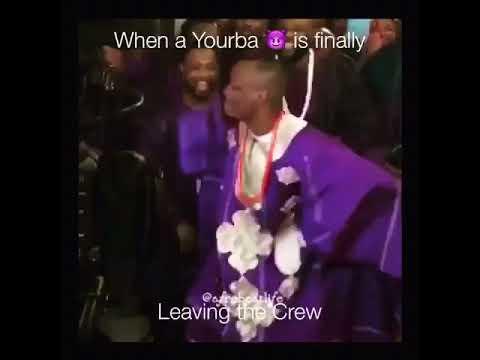 Yourba Wedding 👰 - gets Married. Best Group Dance