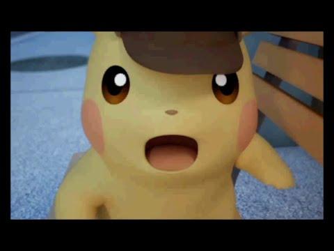 Detective Pikachu: Birth of a New Duo - Walkthrough Part 1 - Case 1