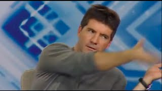 Simon Cowell's FUNNIEST Insults