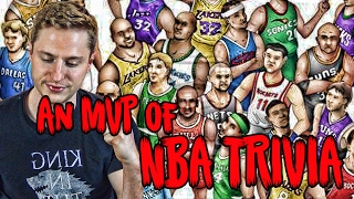Can YOU Name Every MVP In NBA History!