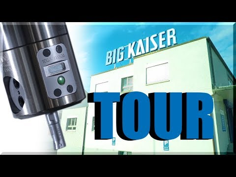 Big Kaiser Factory Tour!