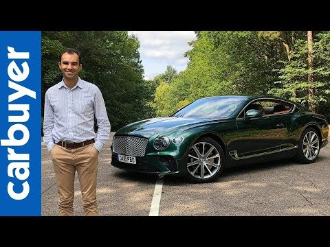 External Review Video LNLSSgRrP34 for Bentley Continental GT (3rd Gen) Coupe & Convertible