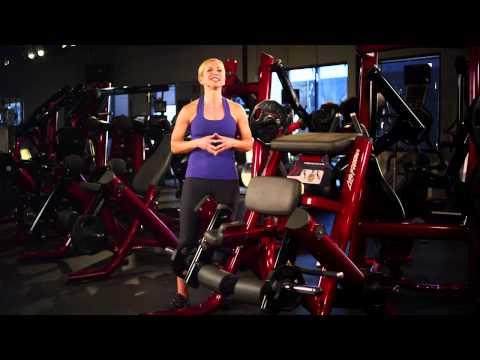 Life Fitness Signature Series Plate-Loaded Kneeling Leg Curl Instructions