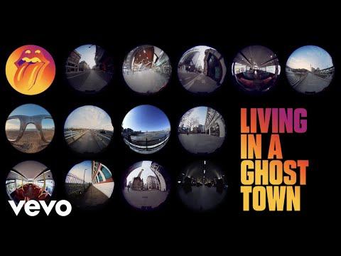 The Rolling Stones Living In A Ghost Town thumbnail