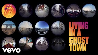 Musik-Video-Miniaturansicht zu Living In A Ghost Town Songtext von The Rolling Stones