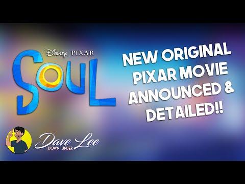Disney Pixar's SOUL Announced As Next Original Movie For 2020 - Detailed