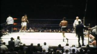 Muhammad Ali Vs Cleveland Williams 1966 HD