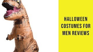 The Top 3 Best Halloween Costumes For Men To Buy In 2019 - Halloween Costumes For Men Reviews