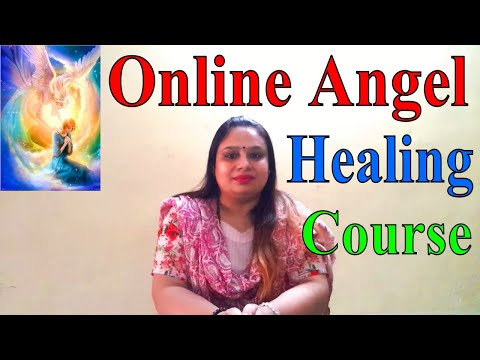 Online Angel Healing Course