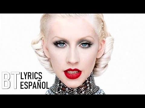 Christina Aguilera - Not Myself Tonight (Lyrics + Sub Español) Video Official