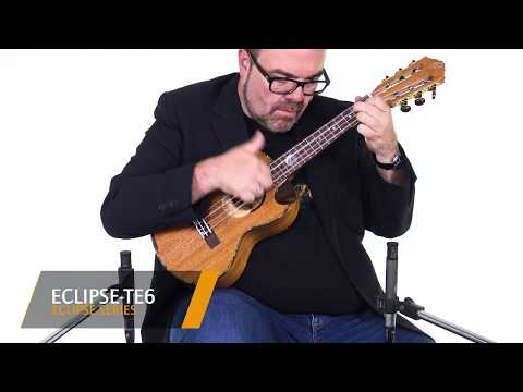 ORTEGA ECLIPSE-TE6 Akustické ukulele