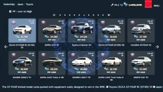 I own every car in Gran Turismo 6