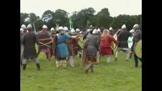 preview picture of video 'Regia Anglorum: Detling 2012 - Monday Battle, Odo V Rufus'