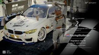 Gran Turismo™SPORT Online 4K HDR SIM RACING