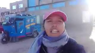 La Asociación Nacional de Periodistas del Perú denuncia agresión contra periodista de Juliaca