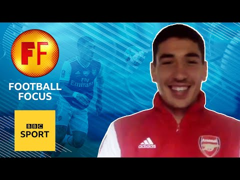 'Arsenal is my home' – Hector Bellerin on football, fashion & FA Cup final suits