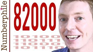Why 82,000 is an extraordinary number - Numberphile